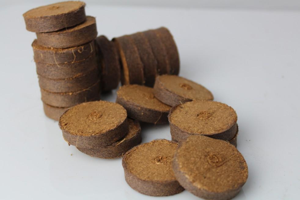 Pastilles de coco (par 20 pièces)