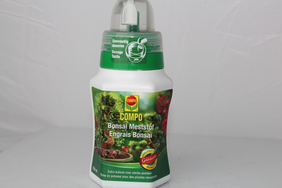 Compo engrais bonsai 250 ml