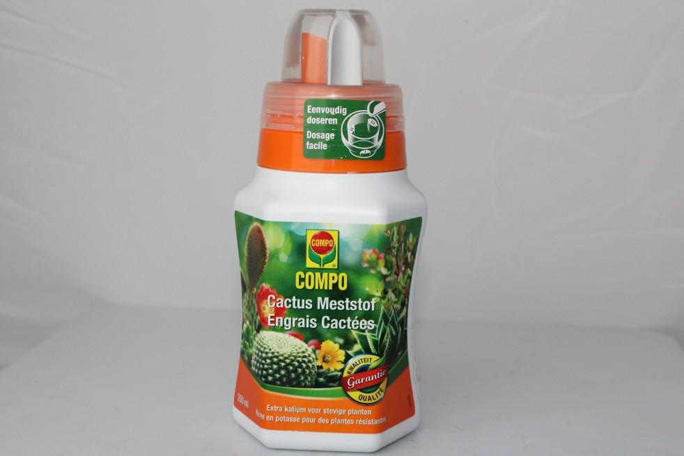 Compo engrais cactées 250 ml
