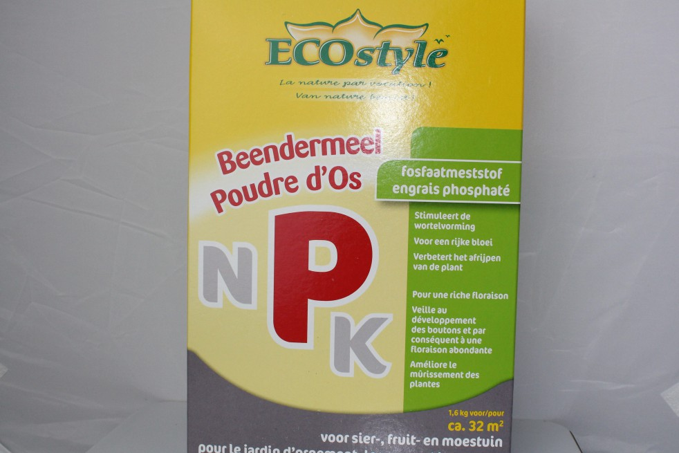 ECOstyle Poudre d'os