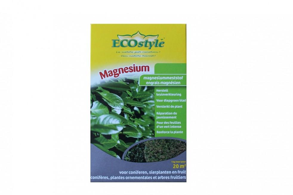 ECOstyle Magnesium, 100% organic fertilizer