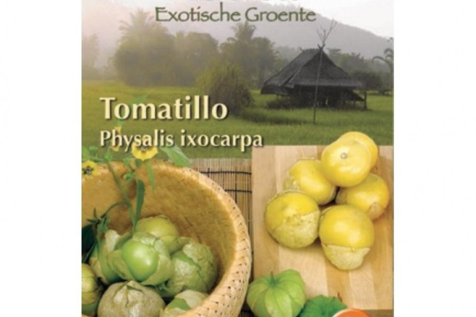 Tomatille du Mexique