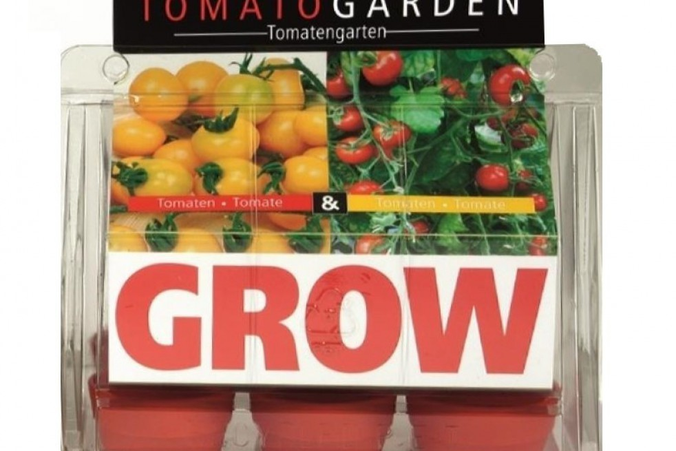 Tomato growing kit for balconies