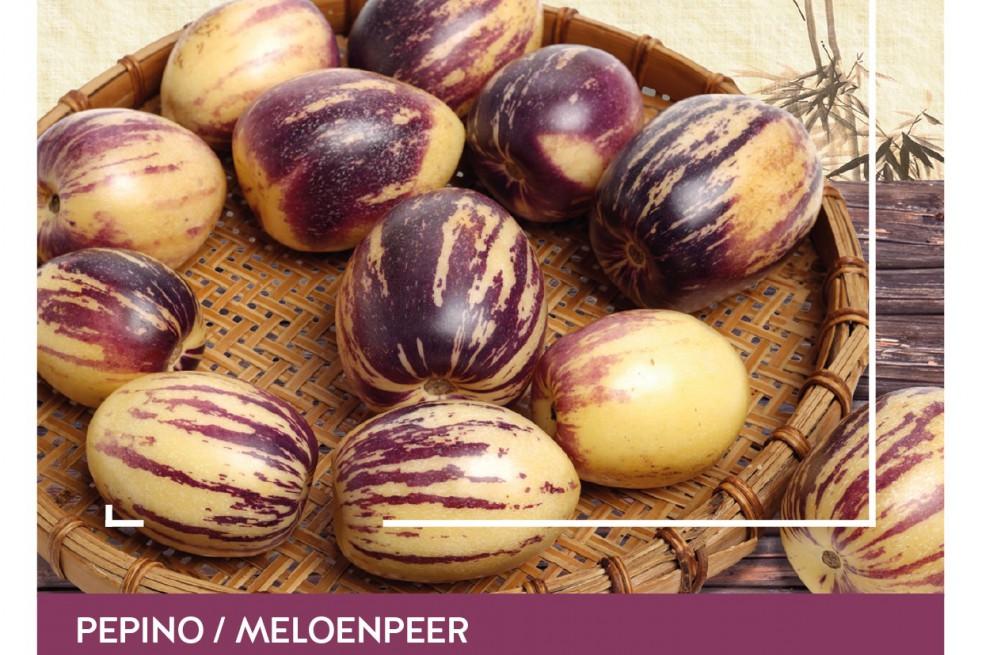 Pepino of Meloenpeer